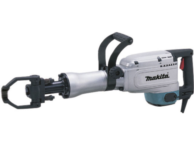 Makita hm1304b marteau piqueur hexagonal 30 mm contact bati avenue - Marteau piqueur makita ...