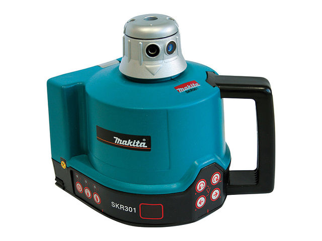 Makita niveau laser automatique vertical et horizontal for Location niveau laser exterieur