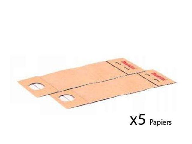 makita sac poussi re papier pour ponceuse bo6030 1932937 contact bati avenue. Black Bedroom Furniture Sets. Home Design Ideas