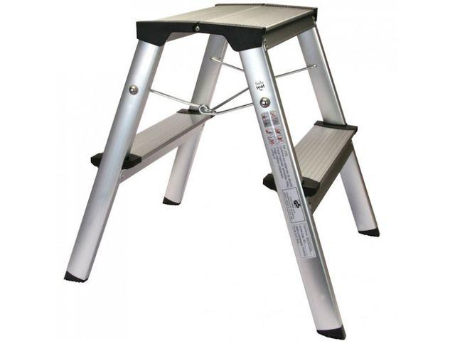 marche pieds aluminium pliant contact roll co. Black Bedroom Furniture Sets. Home Design Ideas