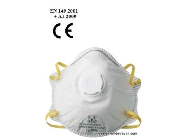 masque de protection ffp1