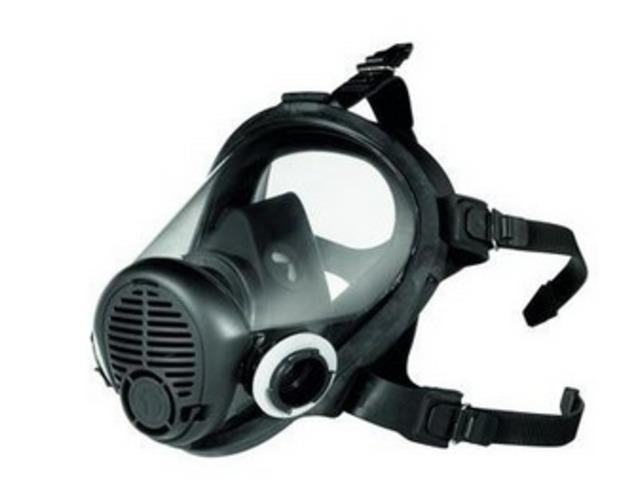 masque noir protection respiratoire