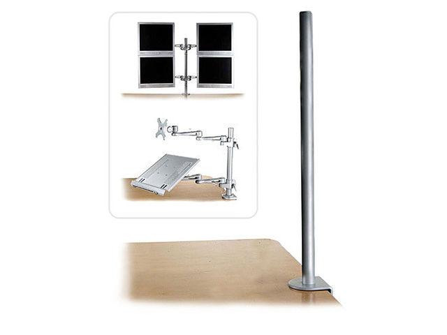m t pour bureau modulable 700mm contact lindy france. Black Bedroom Furniture Sets. Home Design Ideas