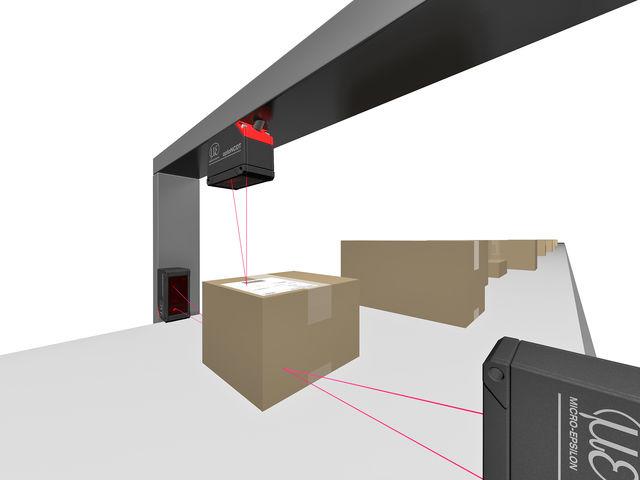 mesure de d placement pr cise capteur triangulation laser compact contact micro epsilon. Black Bedroom Furniture Sets. Home Design Ideas