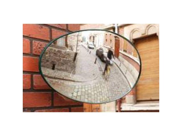 Miroir de sortie distance 6 m tres contact roll co Miroir 2 metres