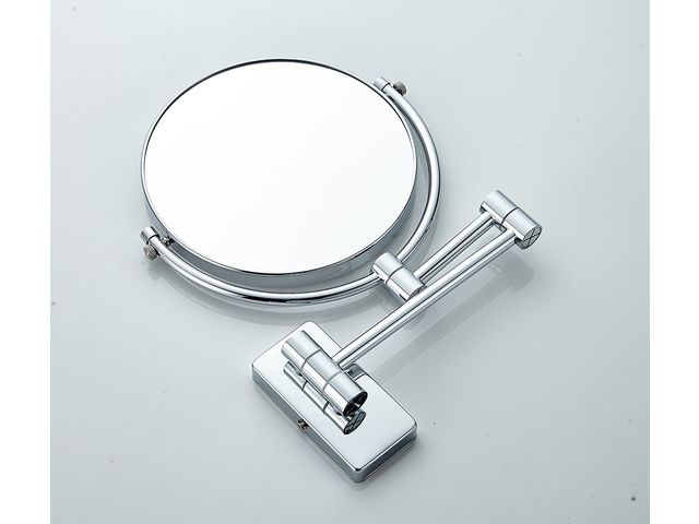 Miroir grossissant (x3) mural pliable - diamètre 20 cm - COMEX EURO DEVELOPMENTS