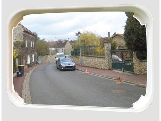 Miroirs multi usages cadre blanc contact france - Cadre multi photo en ligne ...