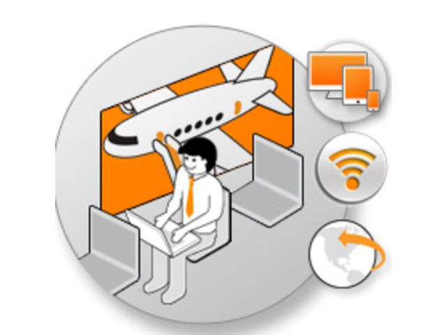 mobilit business everywhere smart contact orange business services. Black Bedroom Furniture Sets. Home Design Ideas