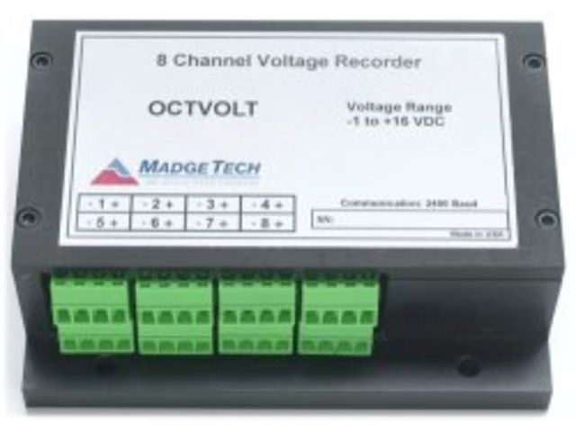 Module d'acquisition 8 voies OctVolt_DIMELCO