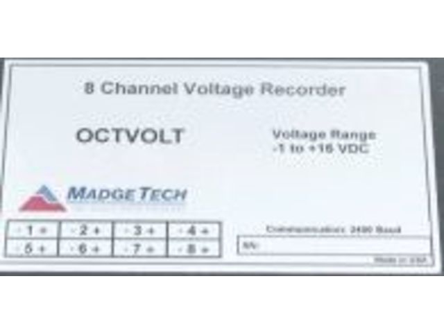 Devis Module d'acquisition 8 voies OctVolt