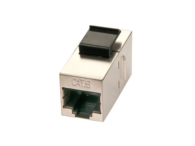 Module Keystone RJ45 Cat.6 STP double femelle Classic - LINDY FRANCE