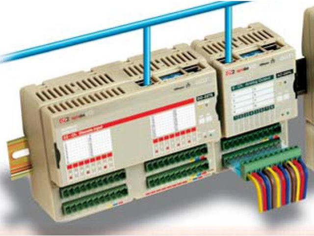 Module Modbus à 8 entrées/sorties digitales DM-08TS - THERMIBEL S.A.