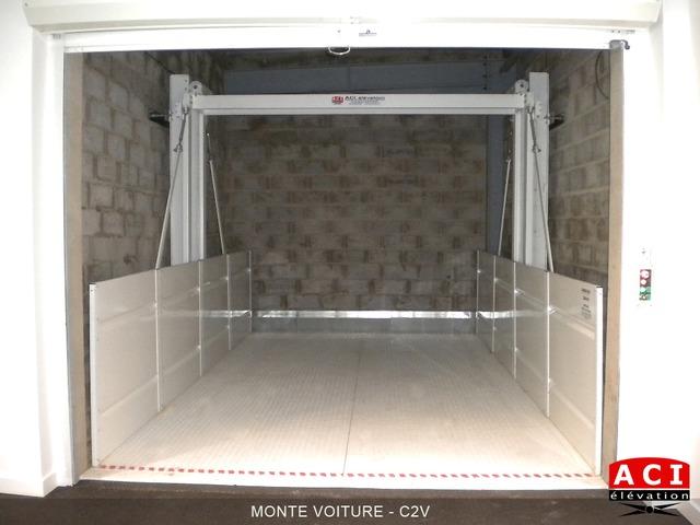 monte voiture c2v c4v contact aci elevation. Black Bedroom Furniture Sets. Home Design Ideas