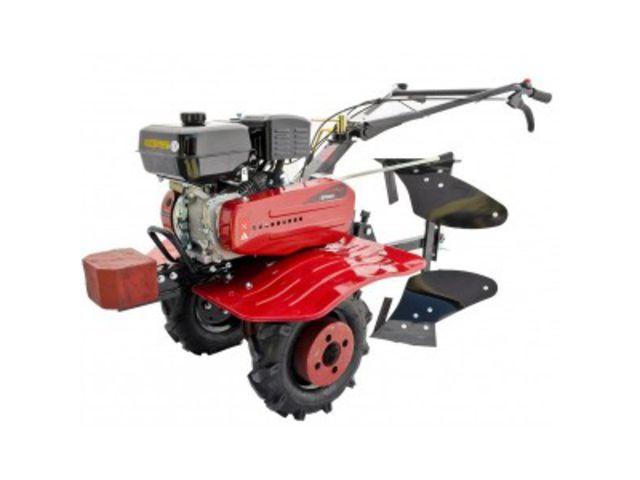 Motoculteur et motobineuse avec charrue brabant mep900 - Motoculteur avec charrue ...