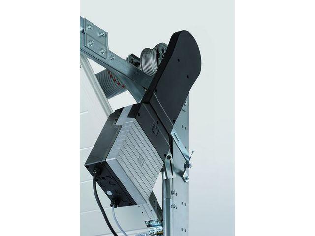 Motorisation de porte industrielle wa 300 contact hormann - Moteur porte de garage sectionnelle hormann ...