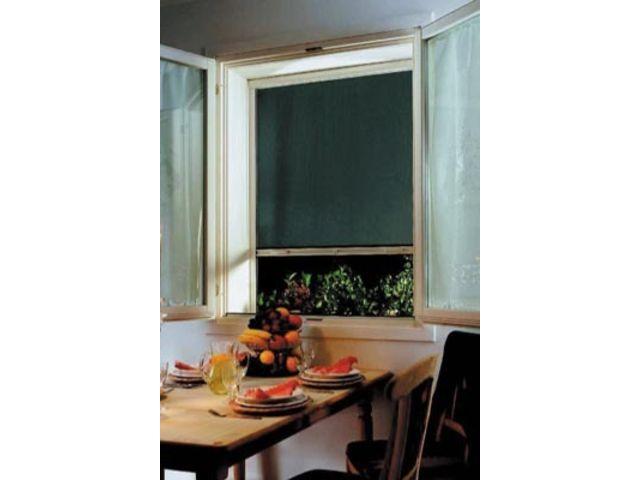 Moustiquaire idea blanc 100 x 180 pour fen tre verticale for Fenetre verticale