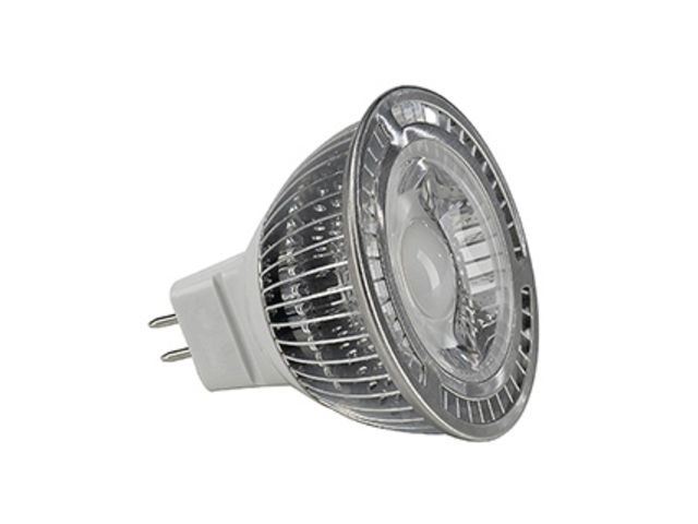 MR16 LED 5W, BLANCHE, 30°, NON VARIABLE_SBF