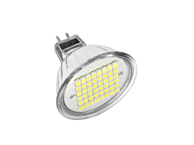 MR16 SMD 3 Lampe 3w Bleu ARIC2564_SBF