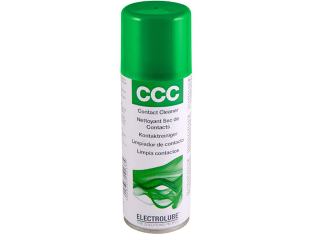 Nettoyant de contact ininflammable_CCC_ELECTROLUBE