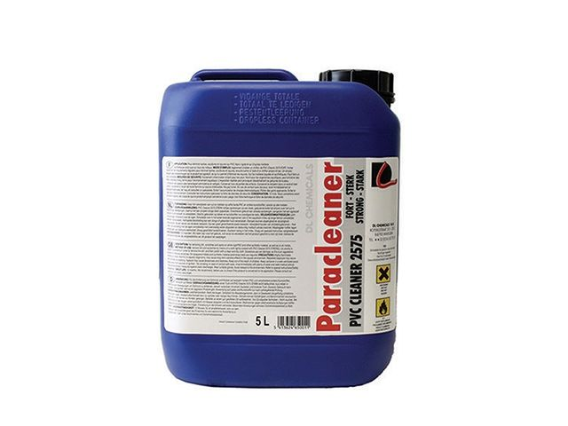 Nettoyant PVC Cleaner 2575 Strong DL CHEMICALS - Fort - Bidon 25 litres - 150014000