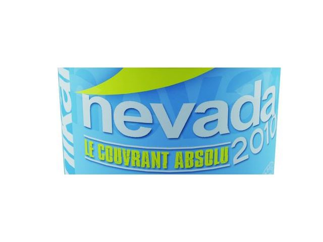 NEVADA 2010 - PEINTURE SPECIALE MATE SANS TENSION BLOQUANTE ET ISOLANTE A BASE D'HUILE VEGETALE ...