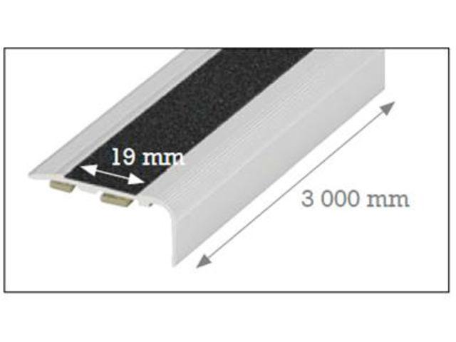 nez de marche antid rapant visser contact wattelez l 39 elastomere industriel. Black Bedroom Furniture Sets. Home Design Ideas