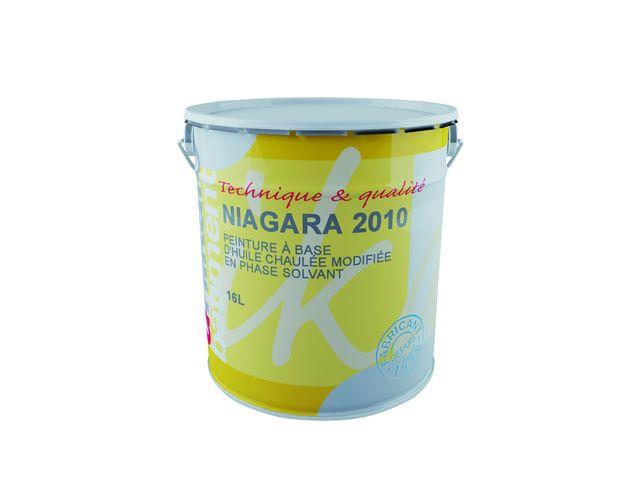 niagara 2010 peinture speciale a base d 39 huile chaulee modifiee par une resine alkyde en phase. Black Bedroom Furniture Sets. Home Design Ideas