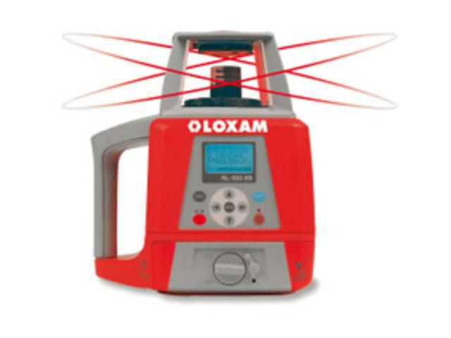 niveau laser double pente tr pied contact loxam. Black Bedroom Furniture Sets. Home Design Ideas