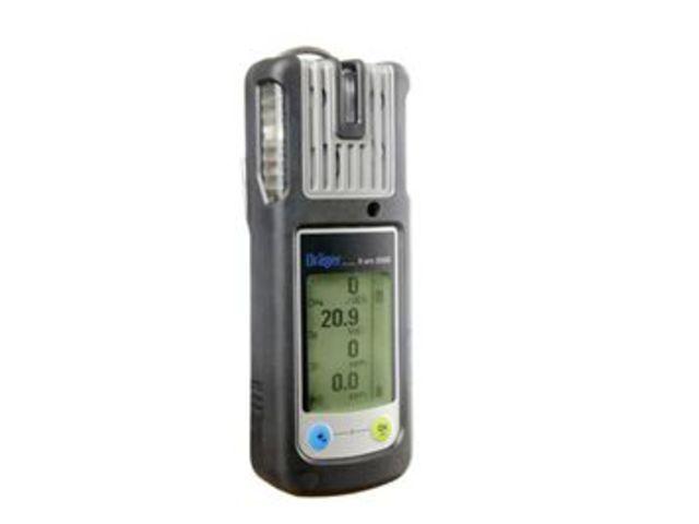 Nouveau Dräger Xam 2500 détecteur de gaz portable de 1 à