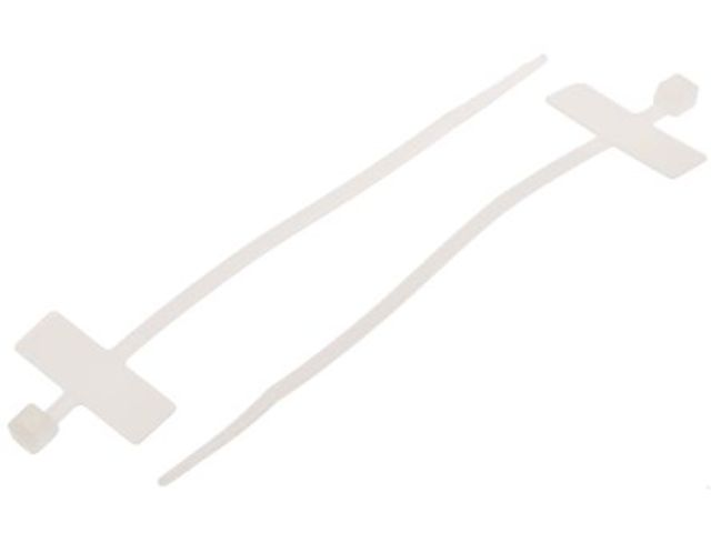 Nylon Identification Cable Tie,100x2.5mm