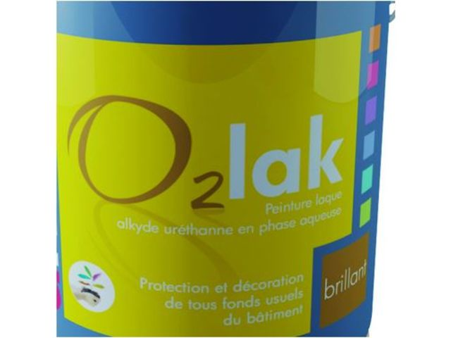 o2lak brillant peinture laque a base de resine alkyde urethanne en phase aqueuse contact. Black Bedroom Furniture Sets. Home Design Ideas