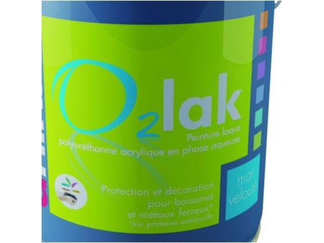OLak Mat Veloute  Peinture Laque DAspect Mat Veloute A Base De