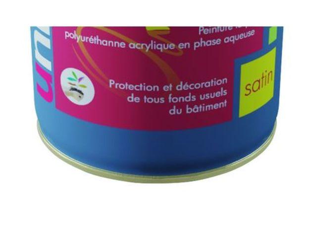OLak Satin  Peinture Laque DAspect Satine A Base De Resines