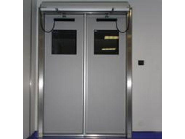 Accessoires pour portails fournisseurs industriels - Porte automatique portalp ...
