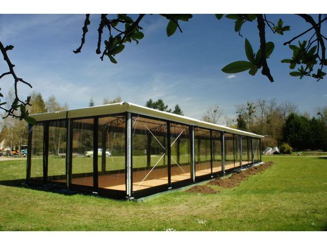 Orangerie tente pour hotel et restaurant contact abri and co for Restaurant abri paris
