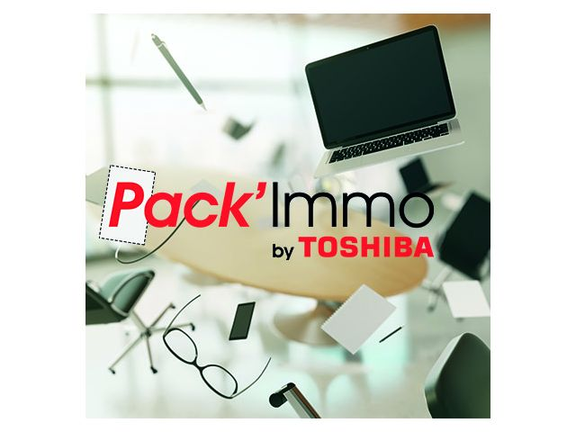 Pack'Immo by Toshiba