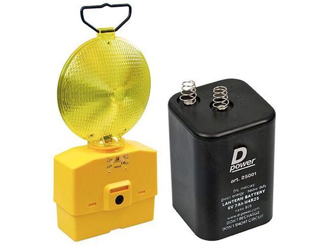 pack lampe de chantier avec piles contact virages. Black Bedroom Furniture Sets. Home Design Ideas