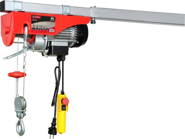 palan lectrique robuste 500 1000 kg mw tools sh500 1000 contact torros. Black Bedroom Furniture Sets. Home Design Ideas