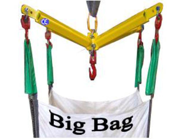 palonnier pal bag 2tonnes pour big bag contact corderie nationale et cablerie. Black Bedroom Furniture Sets. Home Design Ideas