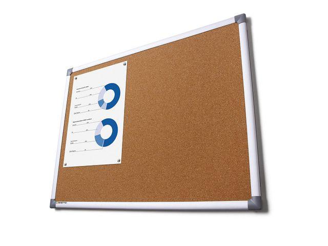 panneau d 39 affichage conomique en li ge contact roll co. Black Bedroom Furniture Sets. Home Design Ideas