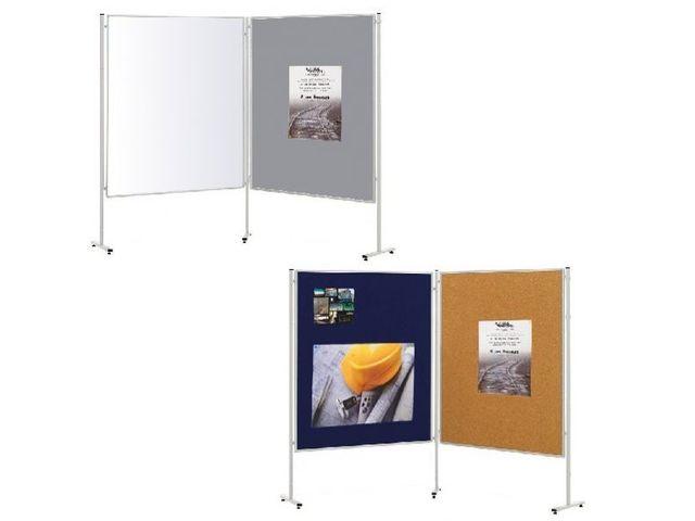 panneau affichage tableau duaffichage avec porte pour. Black Bedroom Furniture Sets. Home Design Ideas