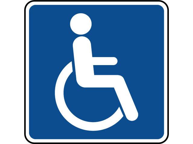 panneau d 39 information toilettes handicap s contact virages. Black Bedroom Furniture Sets. Home Design Ideas