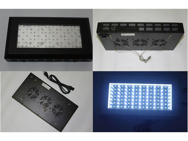 panneau eclairage led aquarium 200w contact la lumiere led. Black Bedroom Furniture Sets. Home Design Ideas