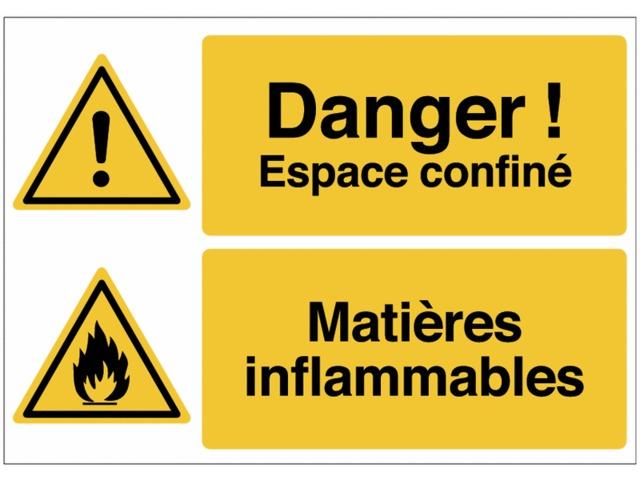 4d87f6b23c27a Pictogrammes NF EN ISO en aluminium Lunettes de protection obligatoires -  M004