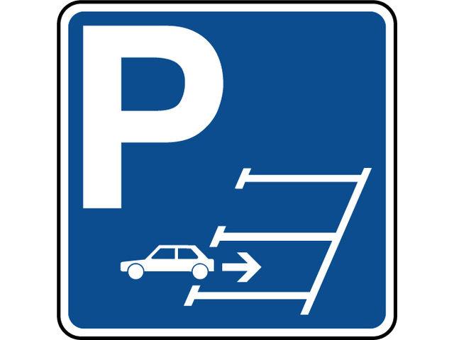 panneau indication de parking stationnement marche arri re contact virages. Black Bedroom Furniture Sets. Home Design Ideas
