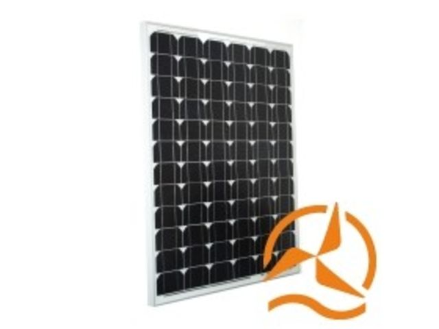 panneau solaire haut rendement 100 watts 12 volts. Black Bedroom Furniture Sets. Home Design Ideas