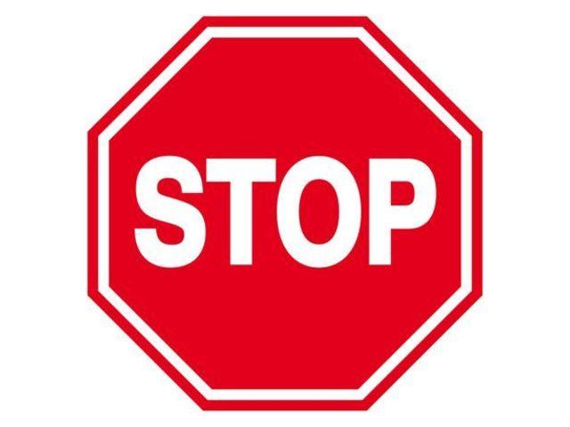 Panneau stop pan110 contact outillage btp com - Combien de panneau stop a paris ...
