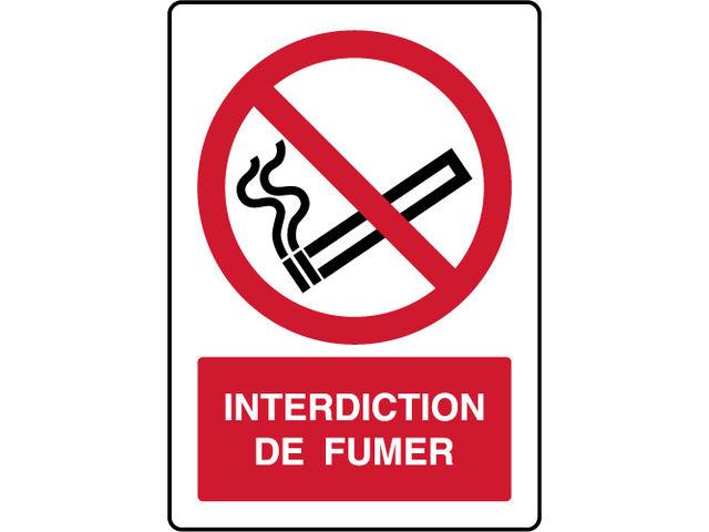 Panneau Interdiction De Fumer : panneau vertical interdiction de fumer contact virages ~ Pogadajmy.info Styles, Décorations et Voitures