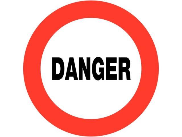 panneaux de circulation routi re circulation interdite danger contact seton. Black Bedroom Furniture Sets. Home Design Ideas