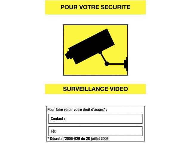 panneaux de vid osurveillance site sous surveillance vid o. Black Bedroom Furniture Sets. Home Design Ideas